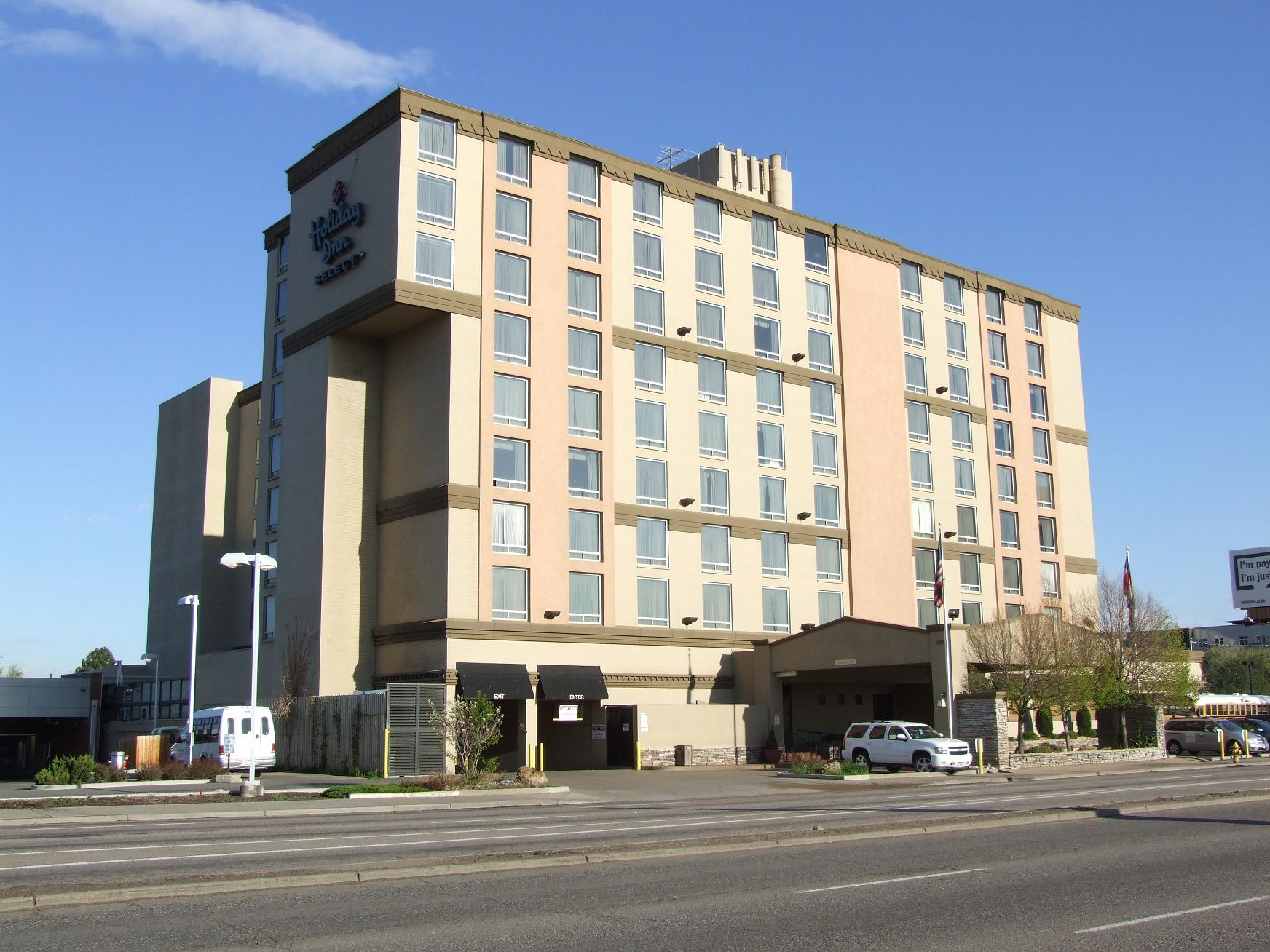 Holiday Inn Hotel Cody Wyoming