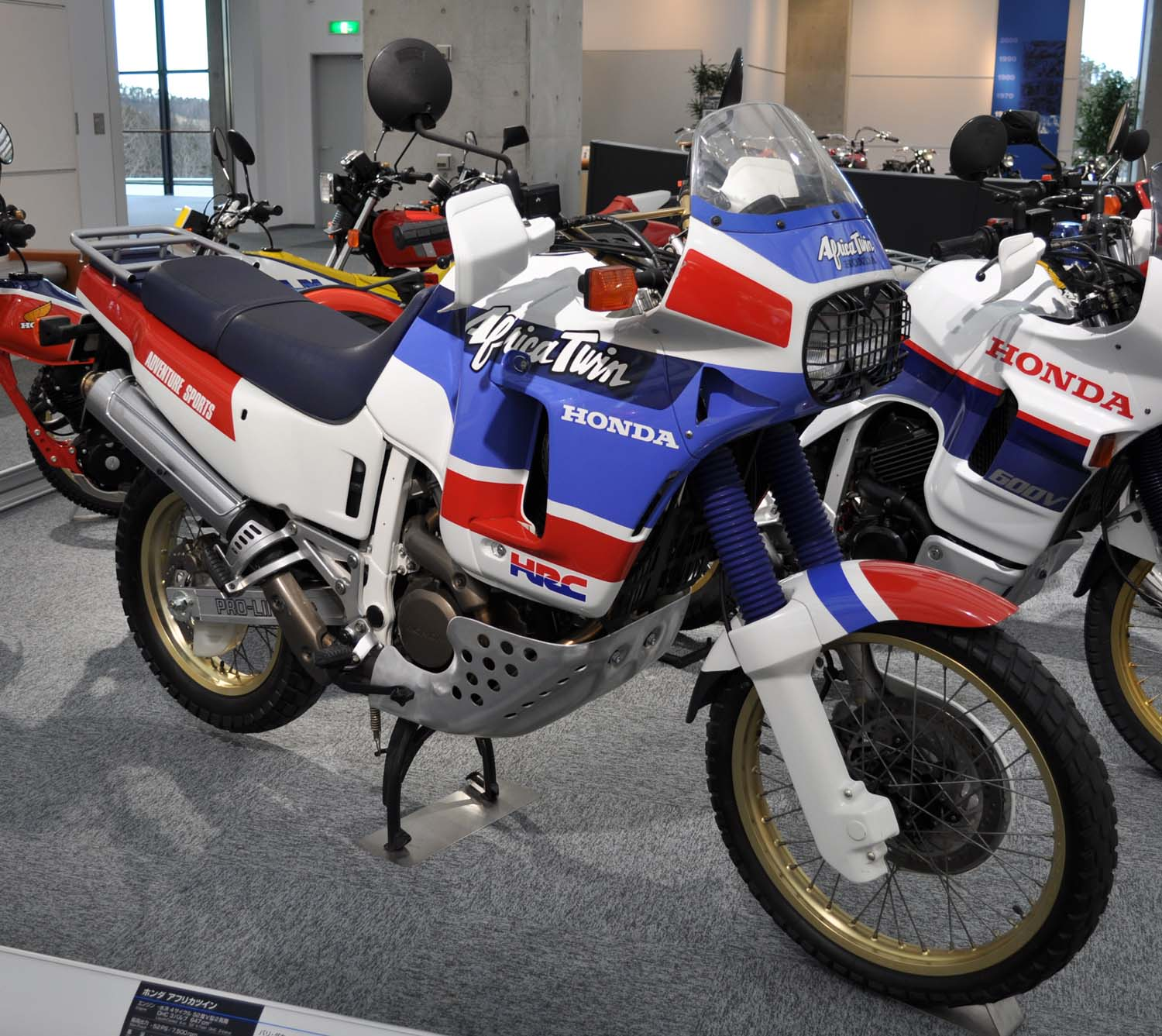 Honda Africa Twin Wikipedia