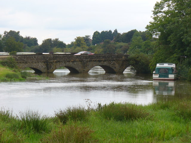Houghton Bridge - geograph.org.uk - 544878