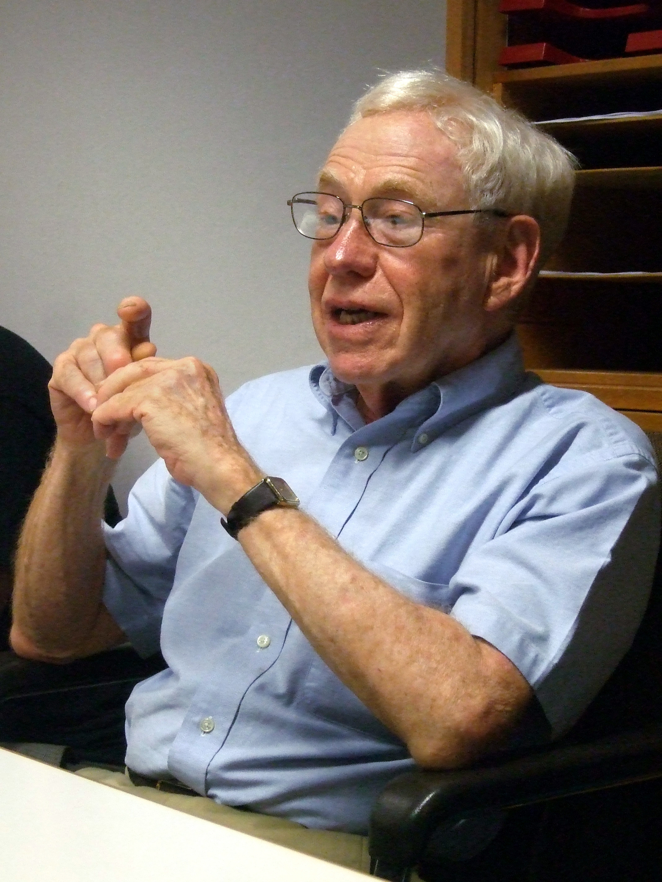 Dreyfus in 2011