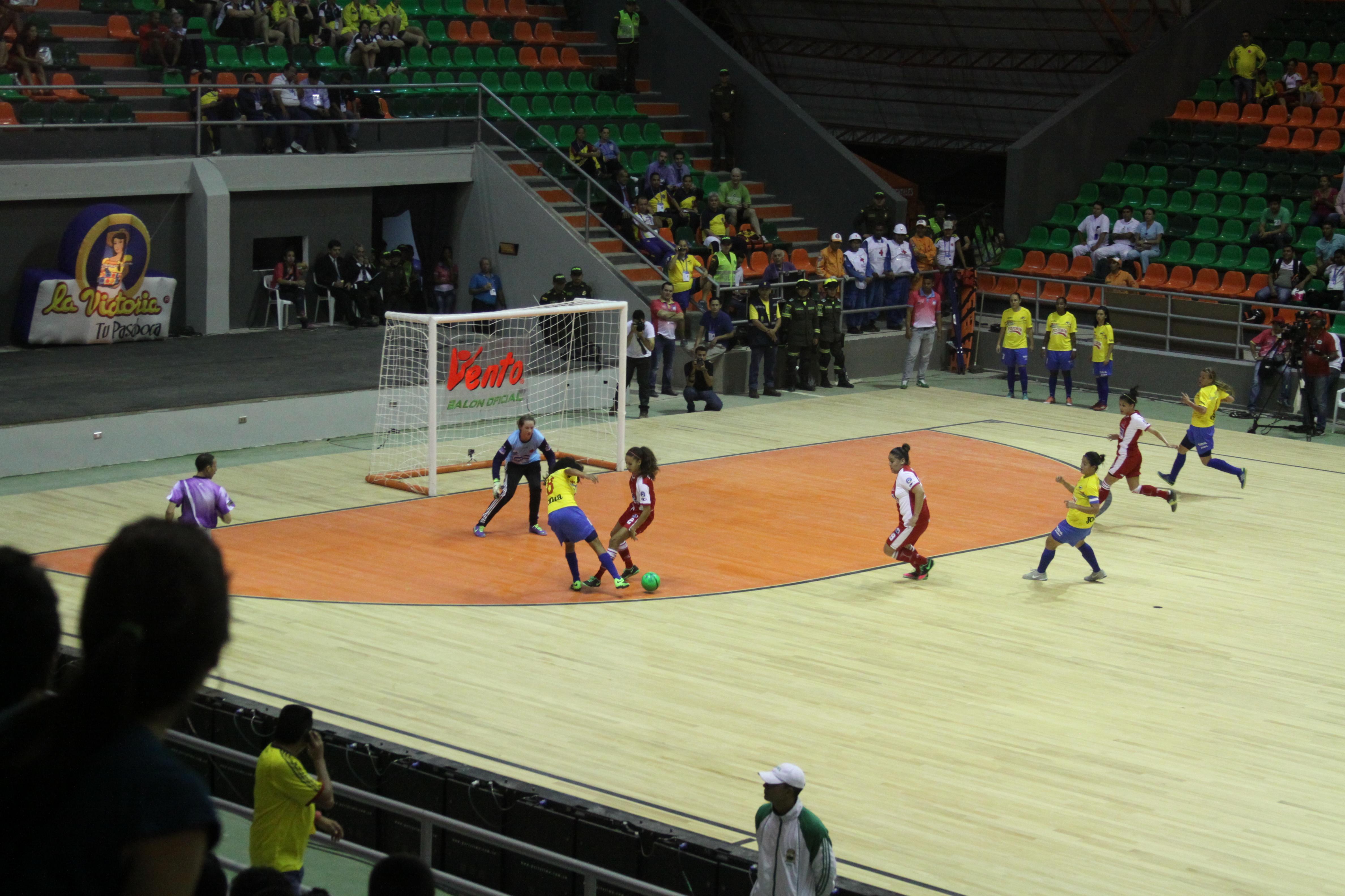 Fútbol De Salón En Colombia Wikipedia La Enciclopedia Libre