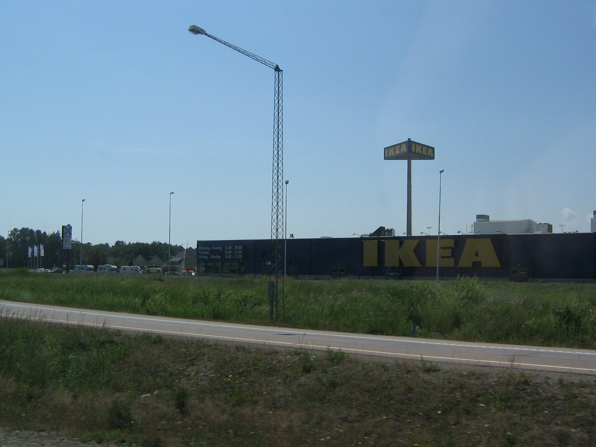Ikea I Kalmar