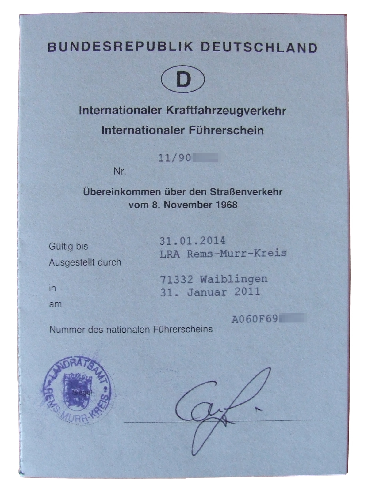 Internationaler FГјhrerschein Duisburg