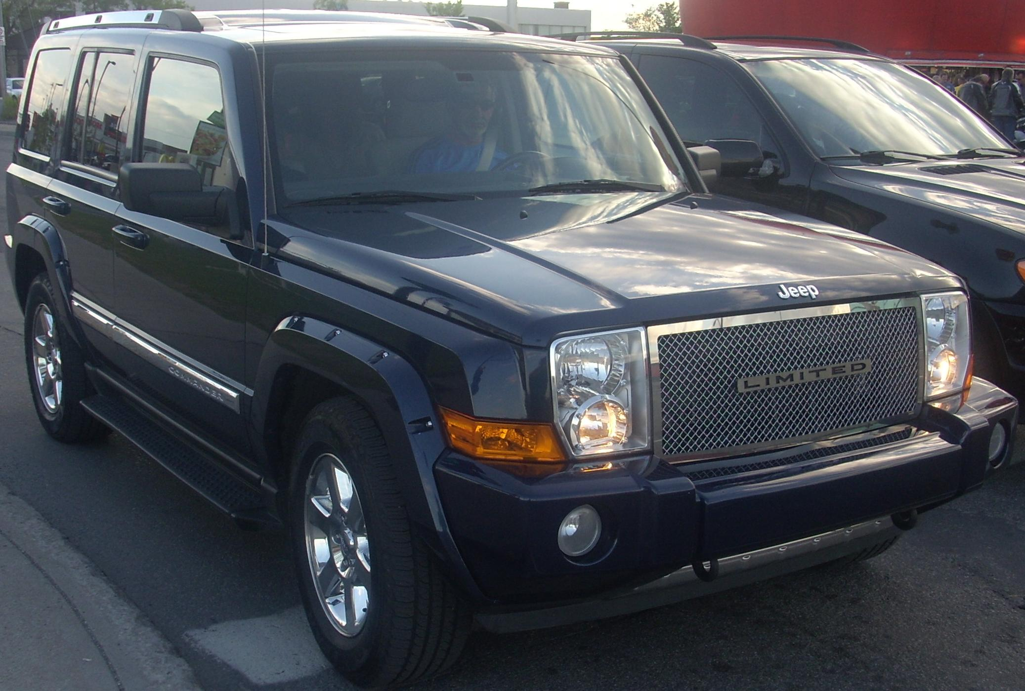 jeep commander related images,start 350 - weili automotive network