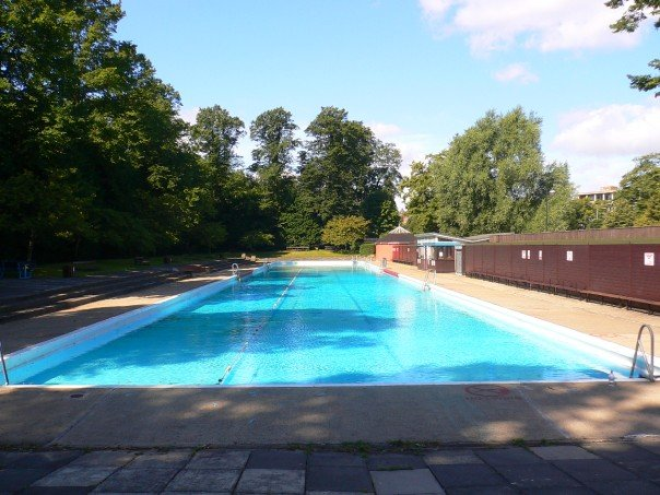 Jesus green swimming pool wikipedia for Sustainable swimming pools