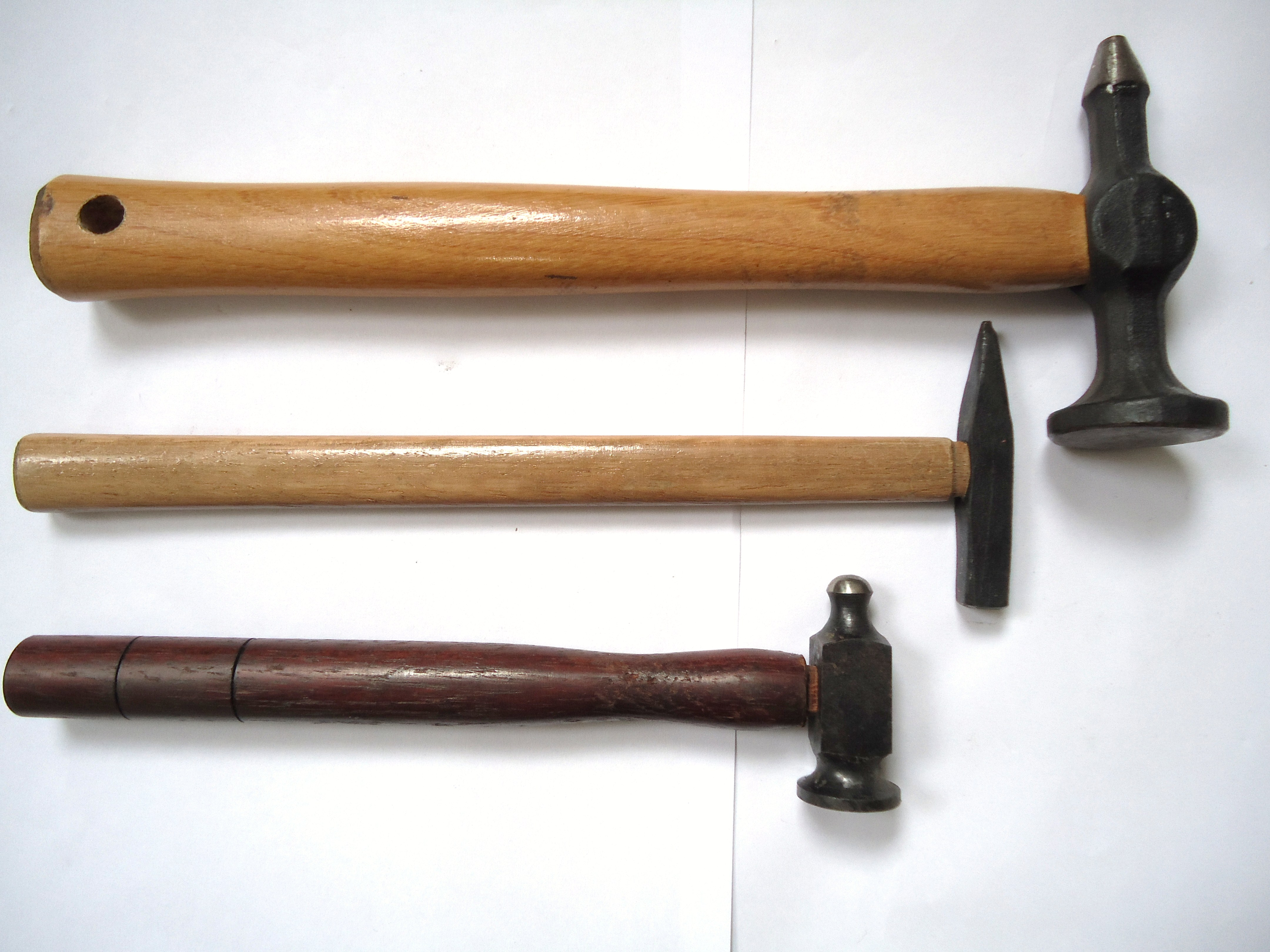 types of antique hammers. file:jewellery hammers (2).jpg types of antique