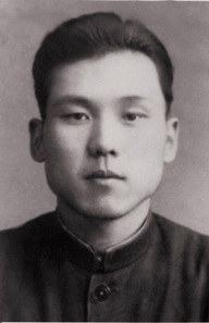 Portrait picture of a young Chinese man