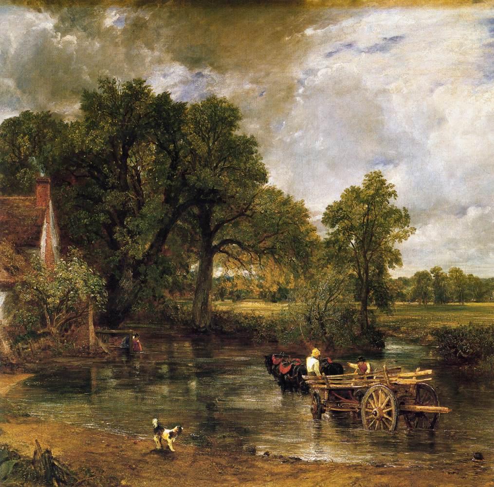 John Constable The Haywain The Hay Wain