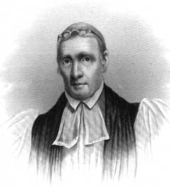 John Stark Ravenscroft American bishop