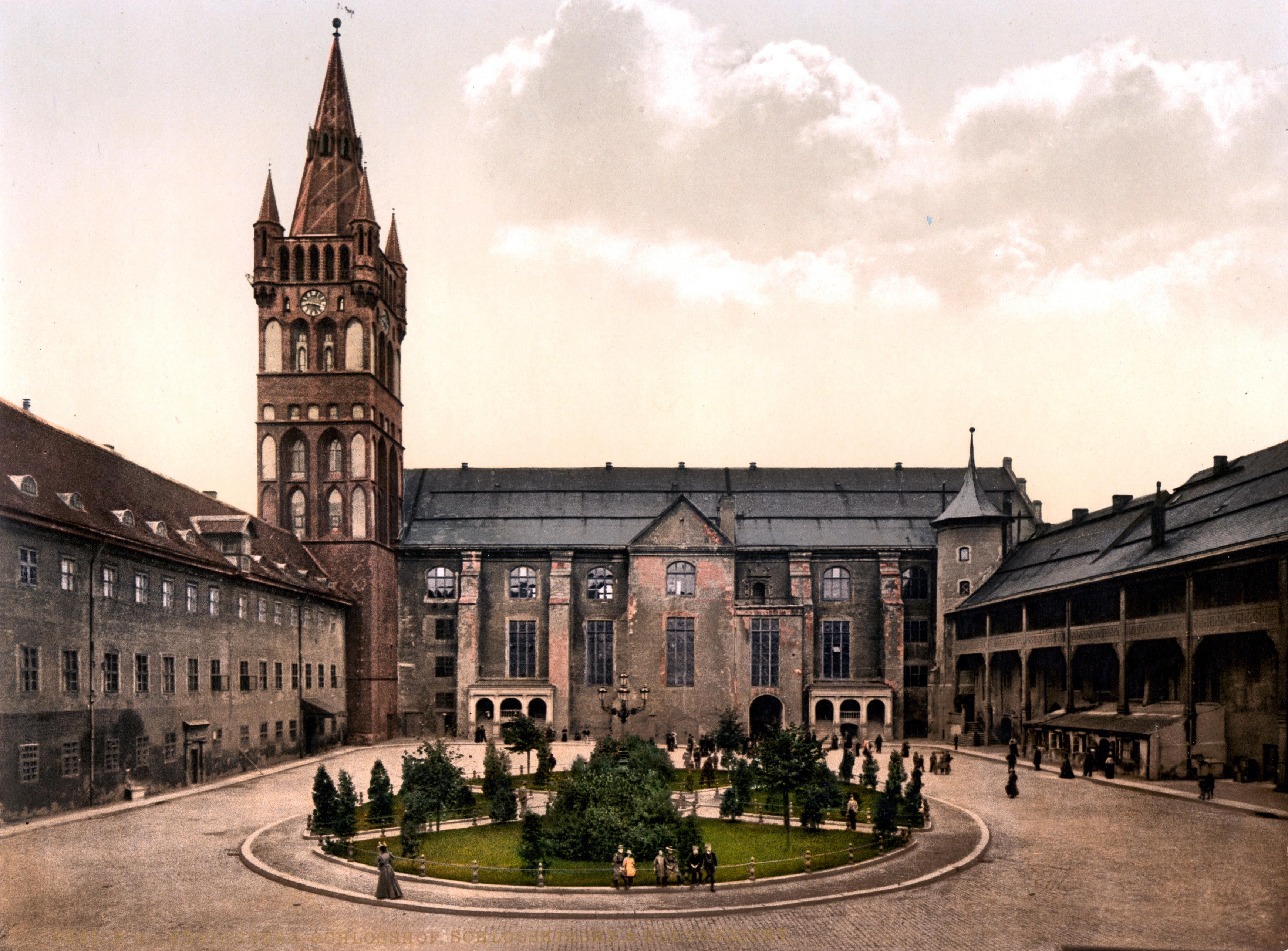 Königsberg Castle courtyard.jpg