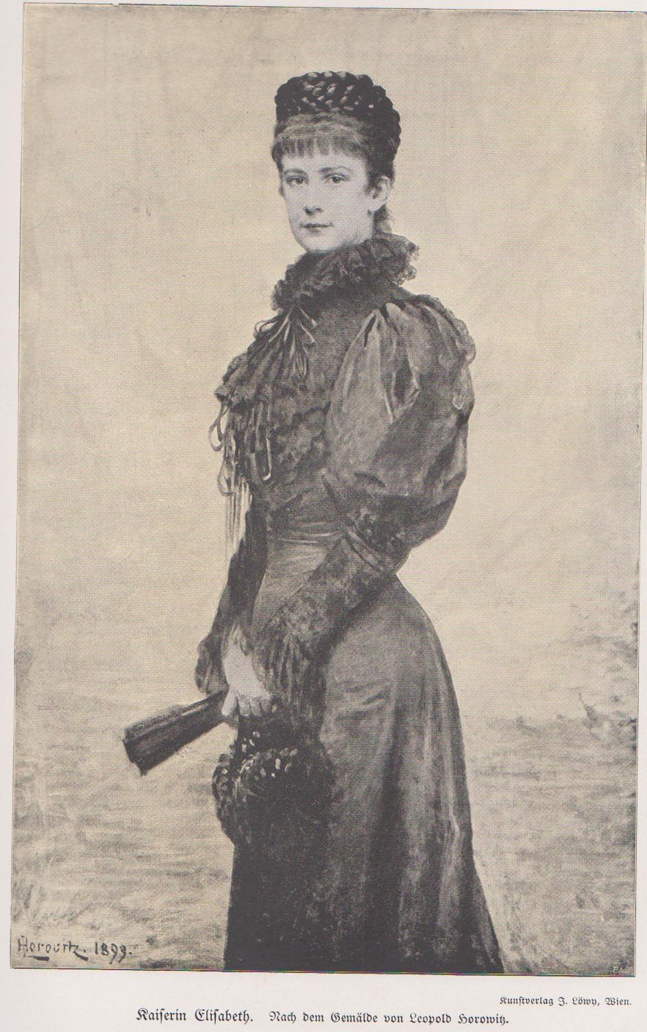 File:Kaiserin Elisabeth (Leopold Horowitz).JPG - Wikimedia Commons