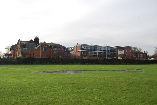 File:Kent College, Canterbury (2) - geograph.org.uk - 1133339.jpg