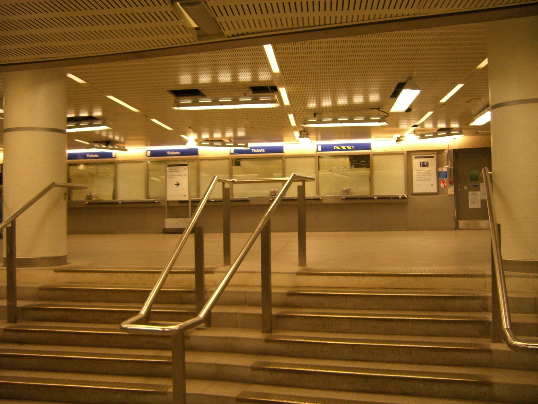 File king 39 s cross st pancras tube station ticket office 3 - Kings cross ticket office opening times ...