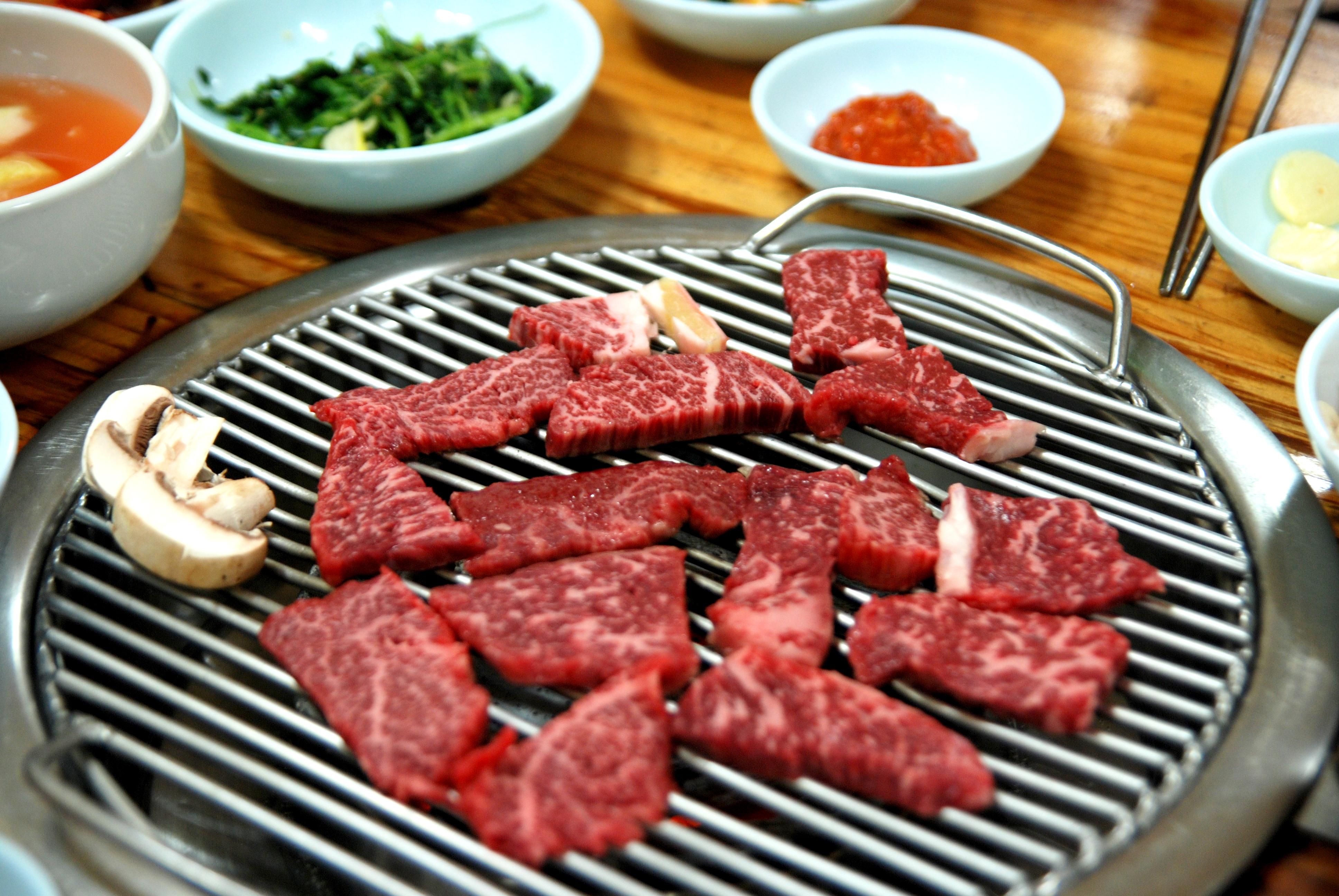 South Korean Restaurant Charlotte Street