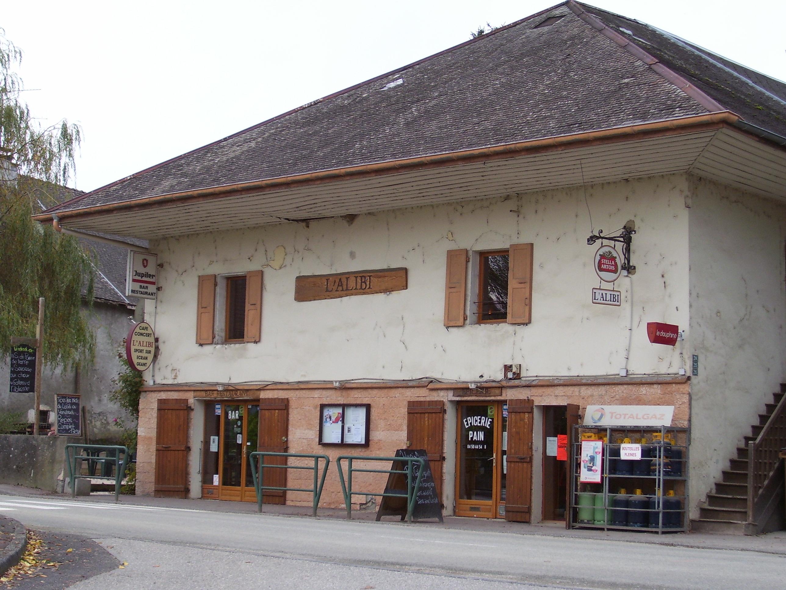 Caf Ef Bf Bd Restaurant Sur La N Langres