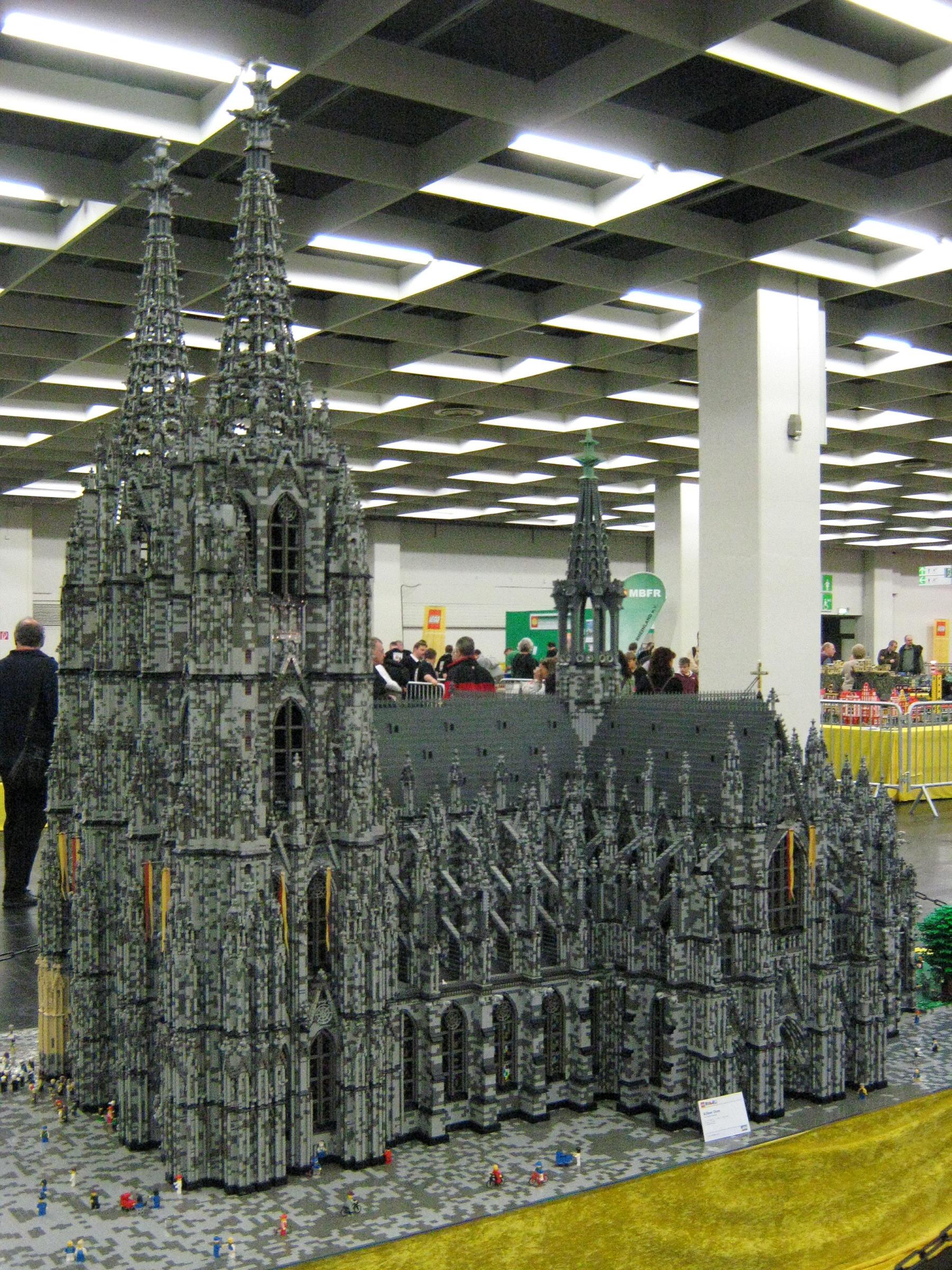 Datei Lego Kolner Dom 3 Jpg Wikipedia
