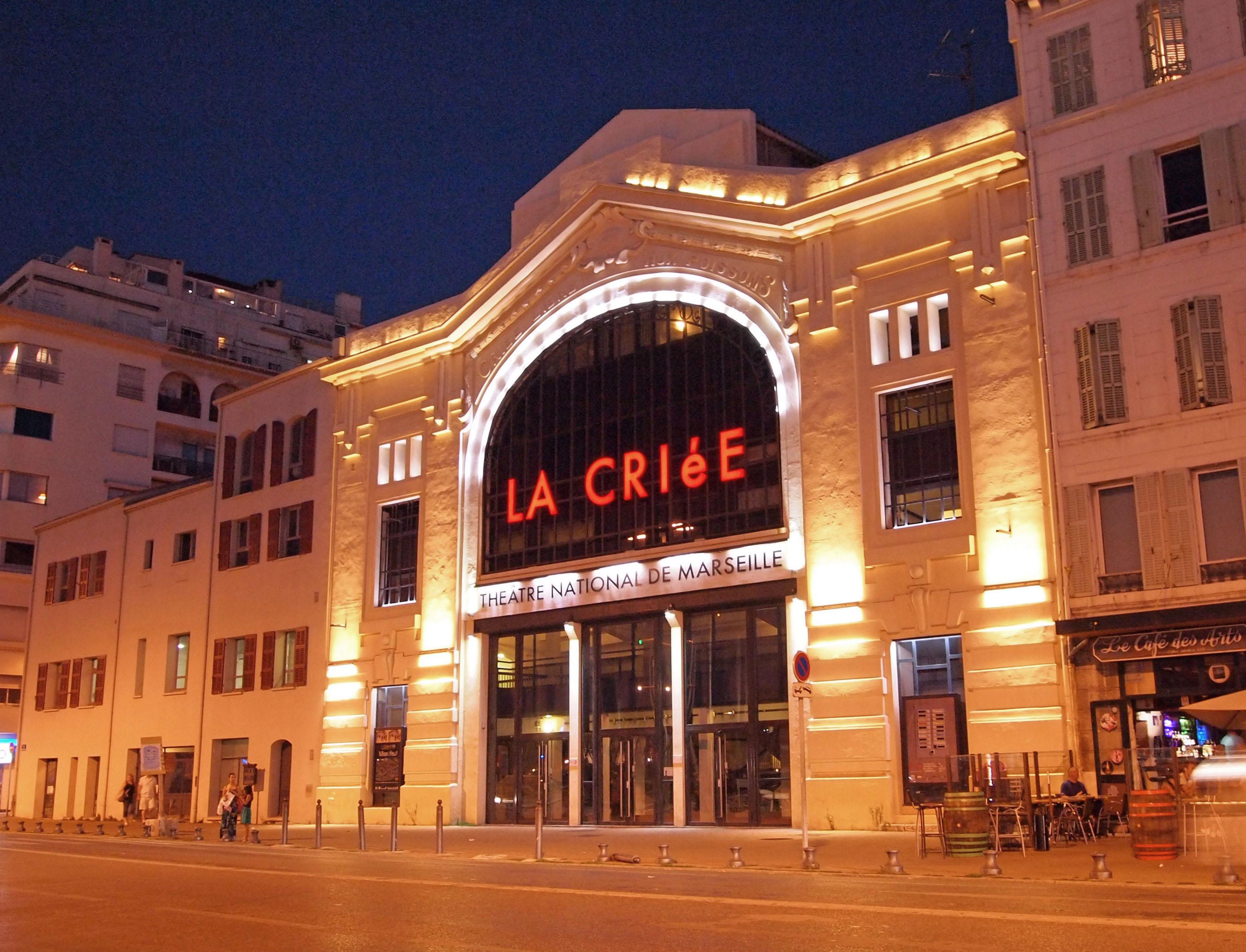 Restaurant Le Criee St Germain En Laye