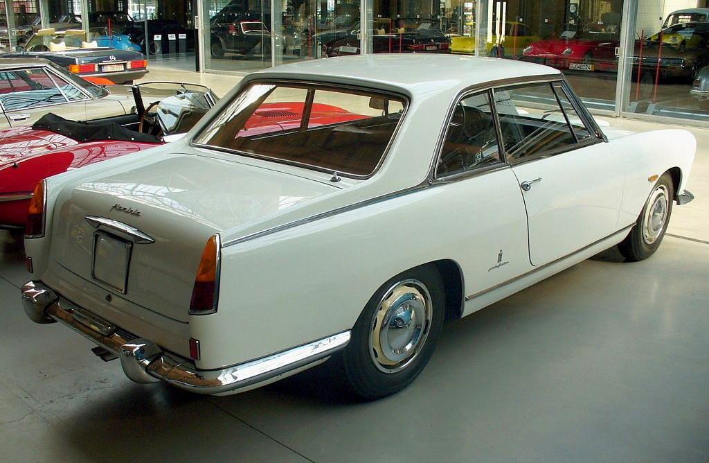 File:Lancia Flaminia Coupé.jpg - Wikimedia Commons