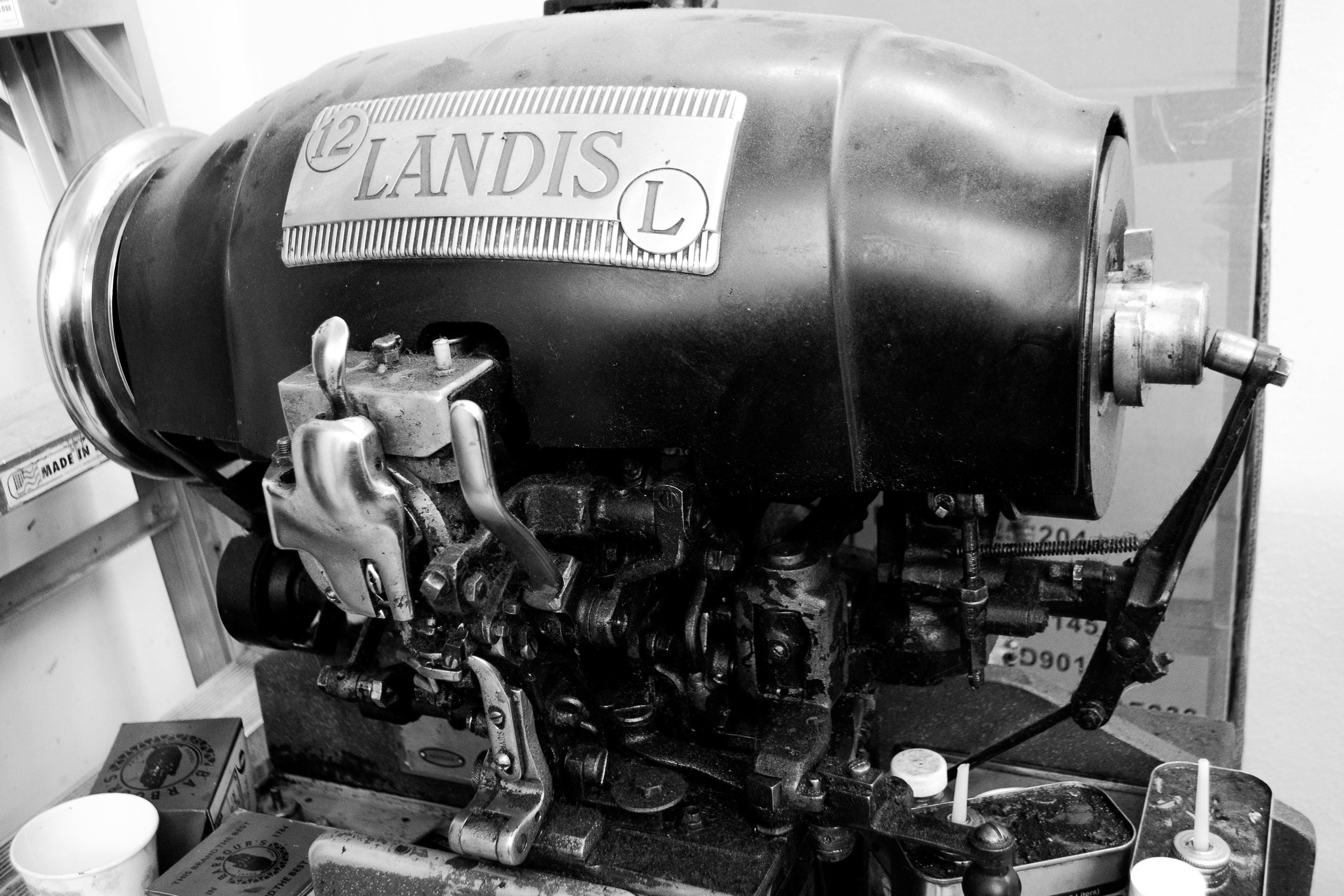 landis machine