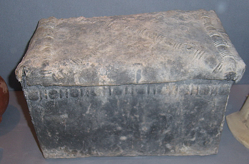 Image result for Ancient Lead Coffin
