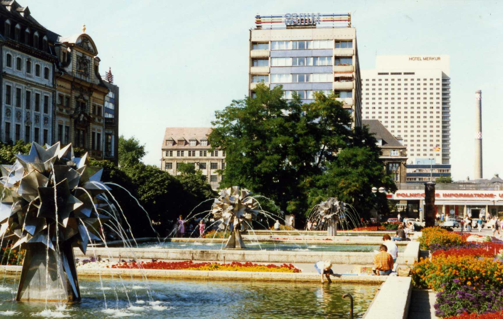 Merkur Hotel Leipzig