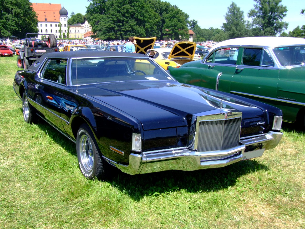 File:Lincoln Continental MK4 1972.JPG - Wikipedia