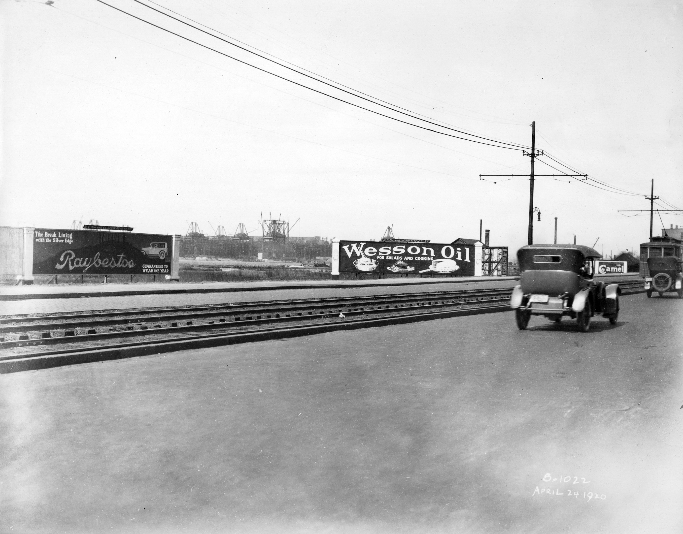 The Lincoln Highway, 1920