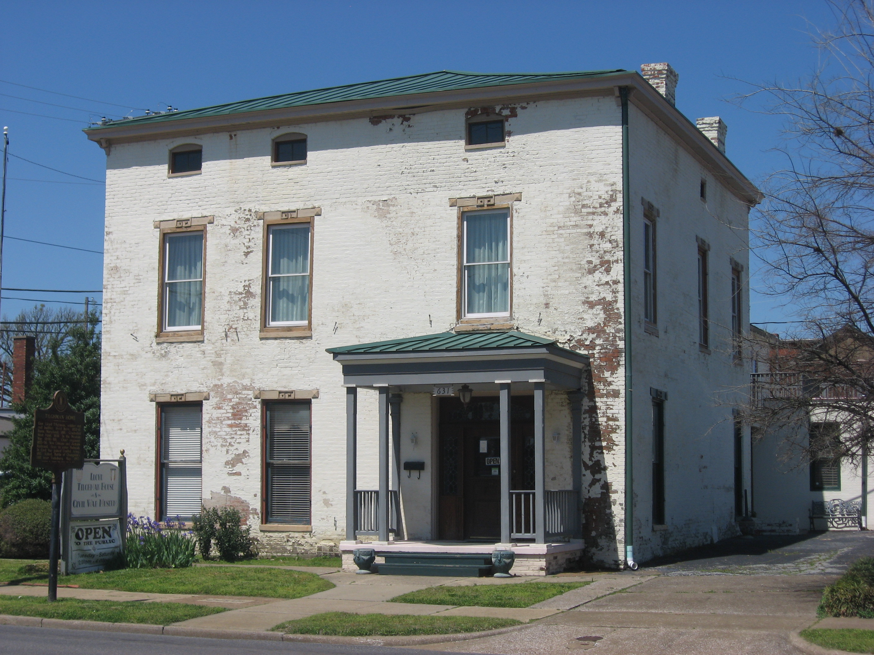 Lloyd Tilghman House and Civil War Museum