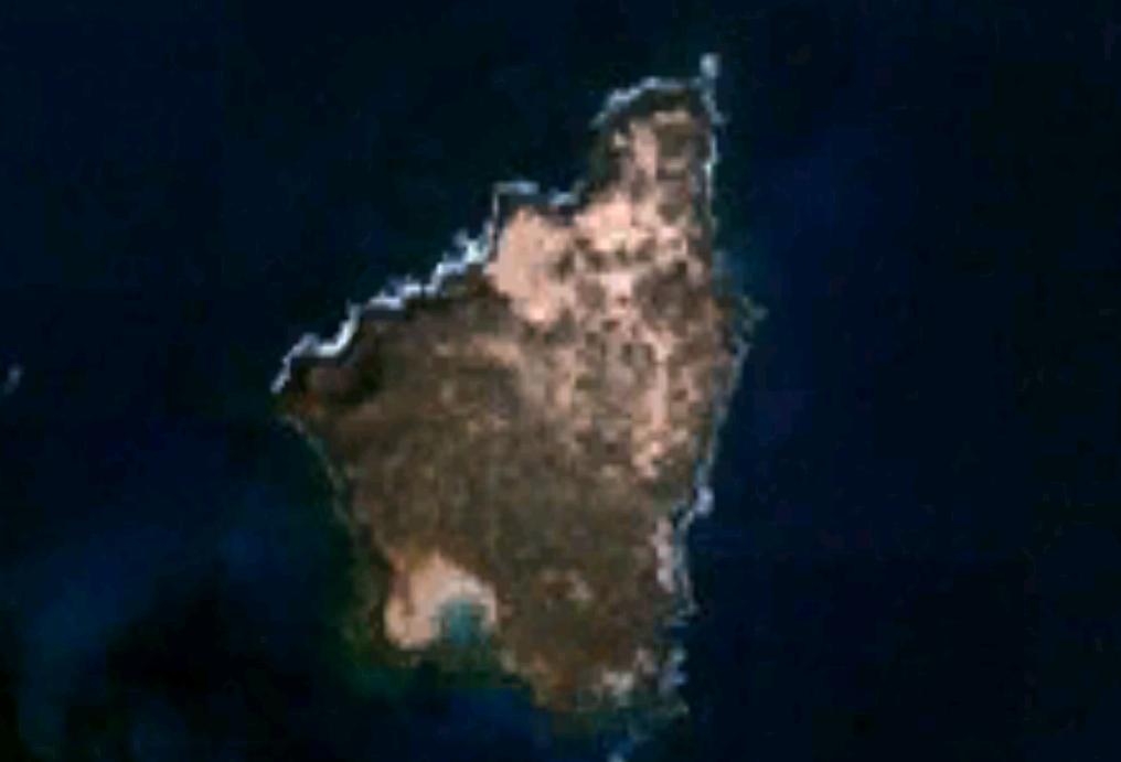 Isla De Lobos Mapa.Islote De Lobos Canarias Wikipedia La Enciclopedia Libre