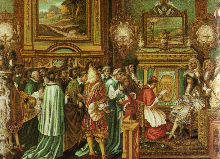 Dvorac Versaj Louis14-G