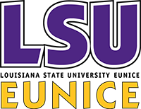Louisiana State University Eunice Logo.png
