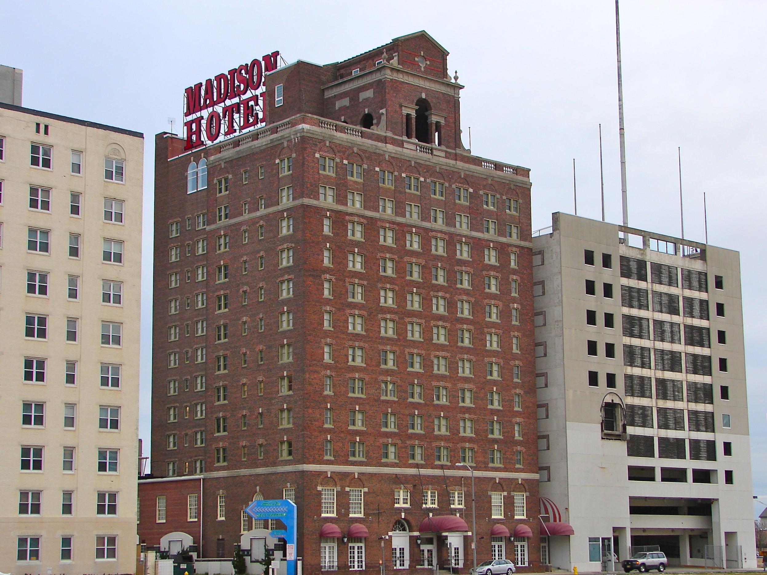 Ac Hotel Madison Downtown Cancel