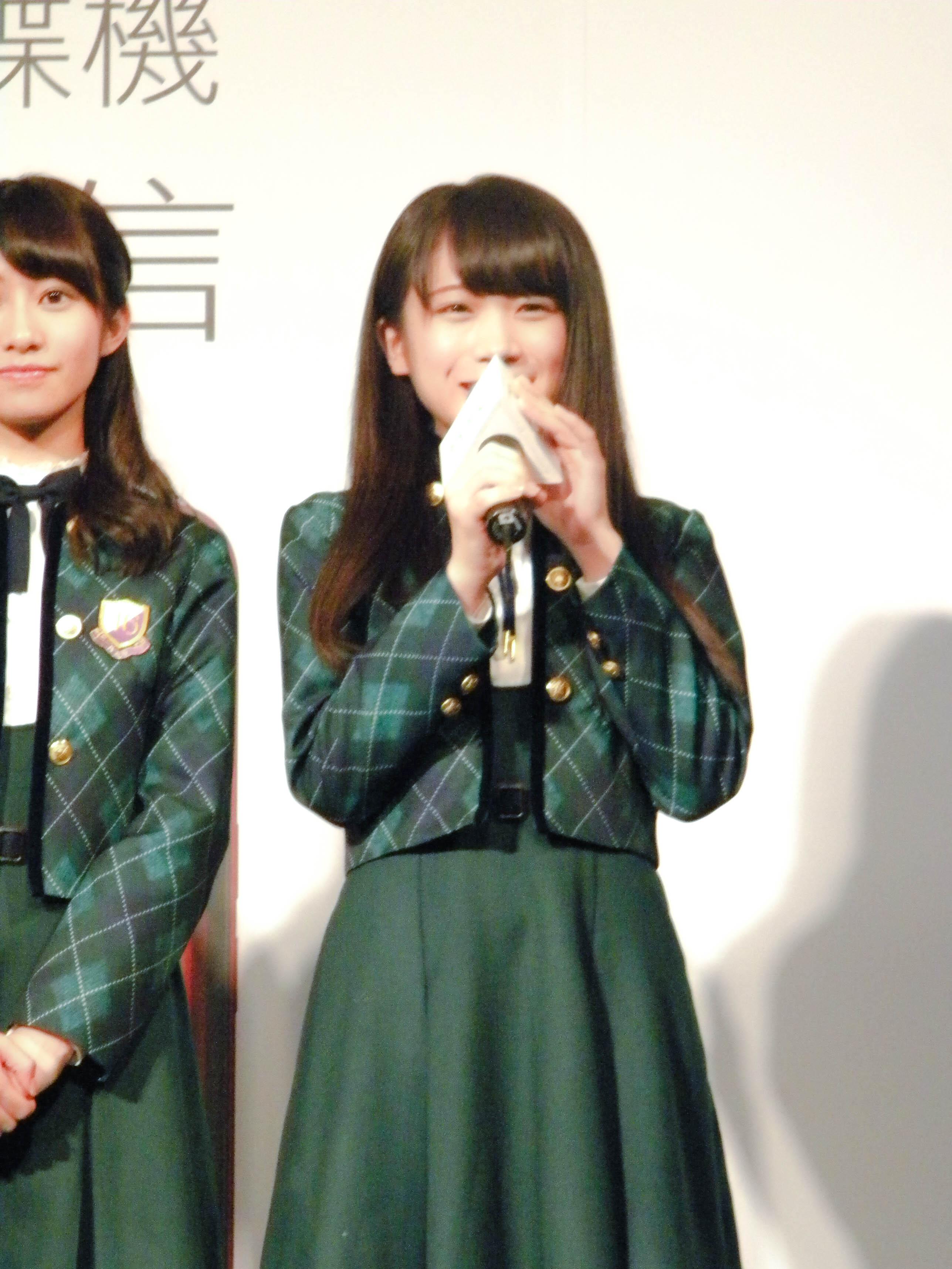 File:Manatsu Akimoto-02 Nogizaka46 HTC event 20140903 jpg