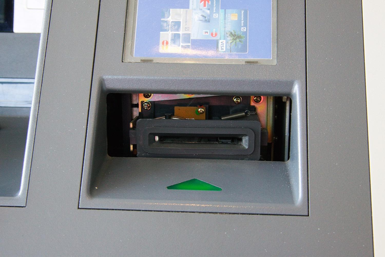 Deutsche Bank Bankautomat