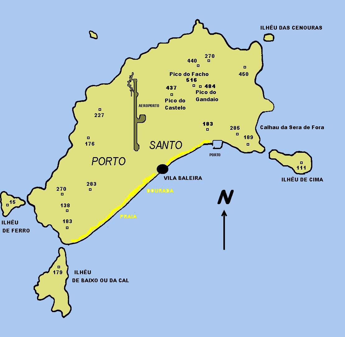 porto santo mapa Ficheiro:Mapa Porto Santo pt. – Wikipédia, a enciclopédia livre porto santo mapa