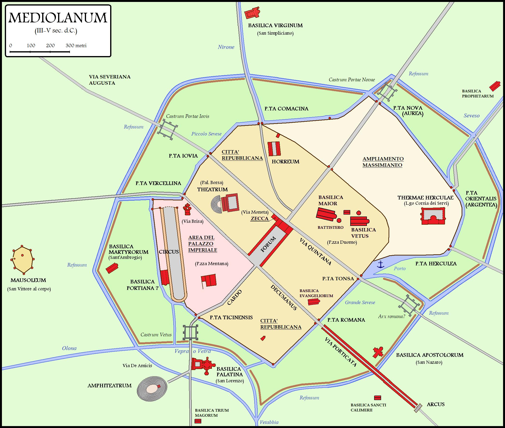scegli originale migliore online cerca autentico Battle of Mediolanum - Wikipedia