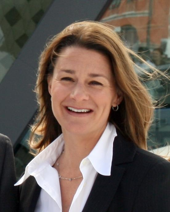Melinda Gates, Cofounder of gates foundation