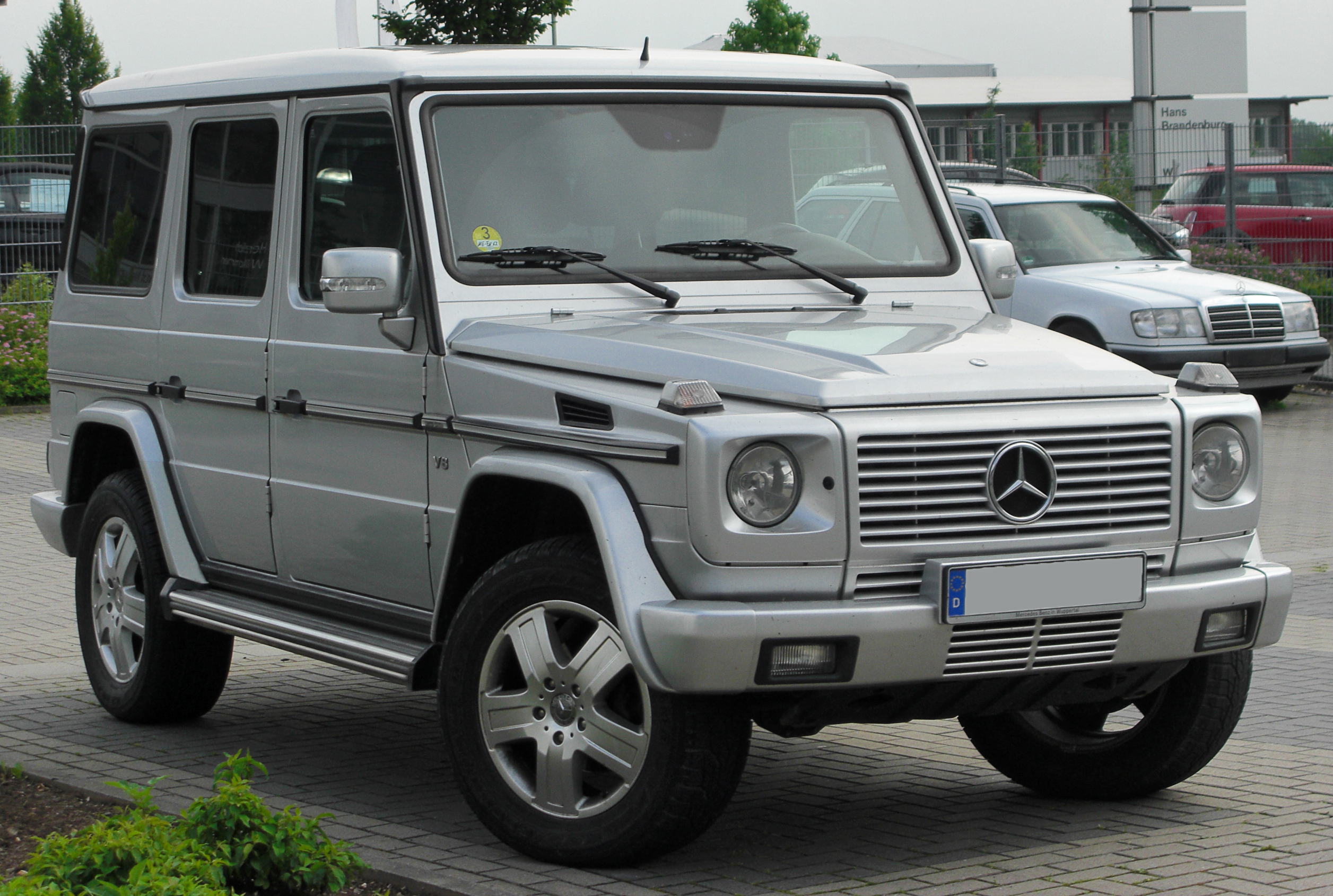 Permalink to Mercedes G400 Cdi Specifications