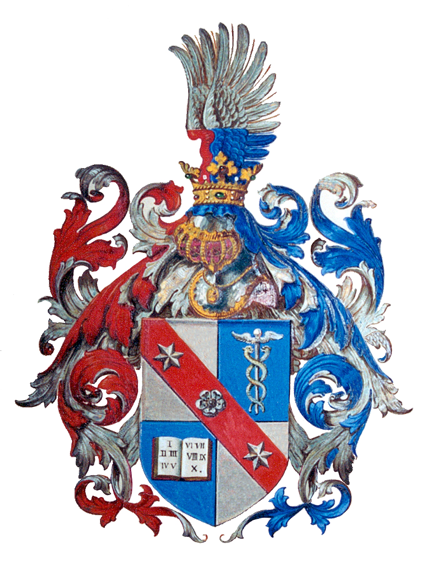 File Mises Family Crest With Transparent Background Png Wikimedia Commons