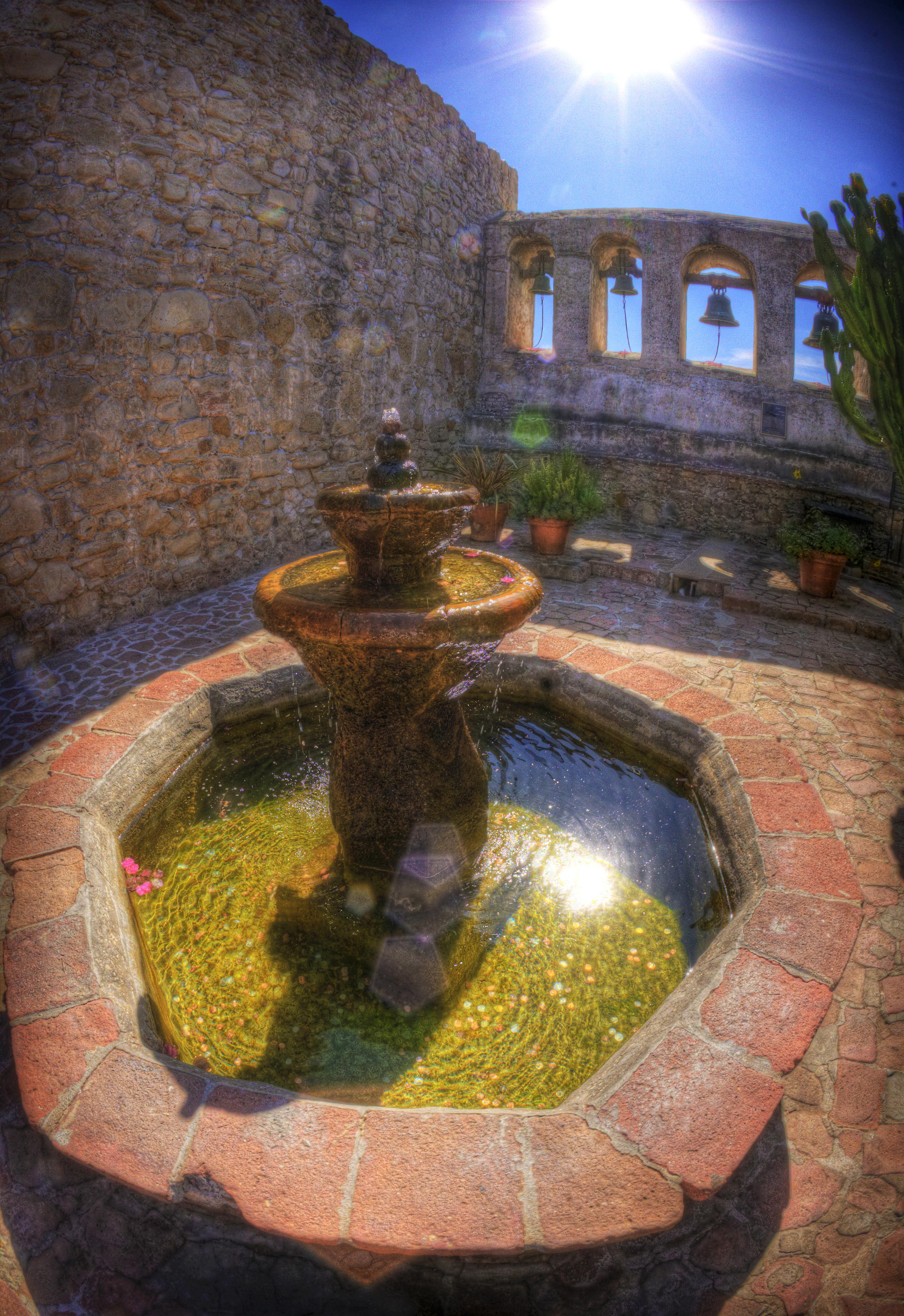 File:Mission San Juan Capistrano Sacred Garden.jpg - Wikimedia Commons