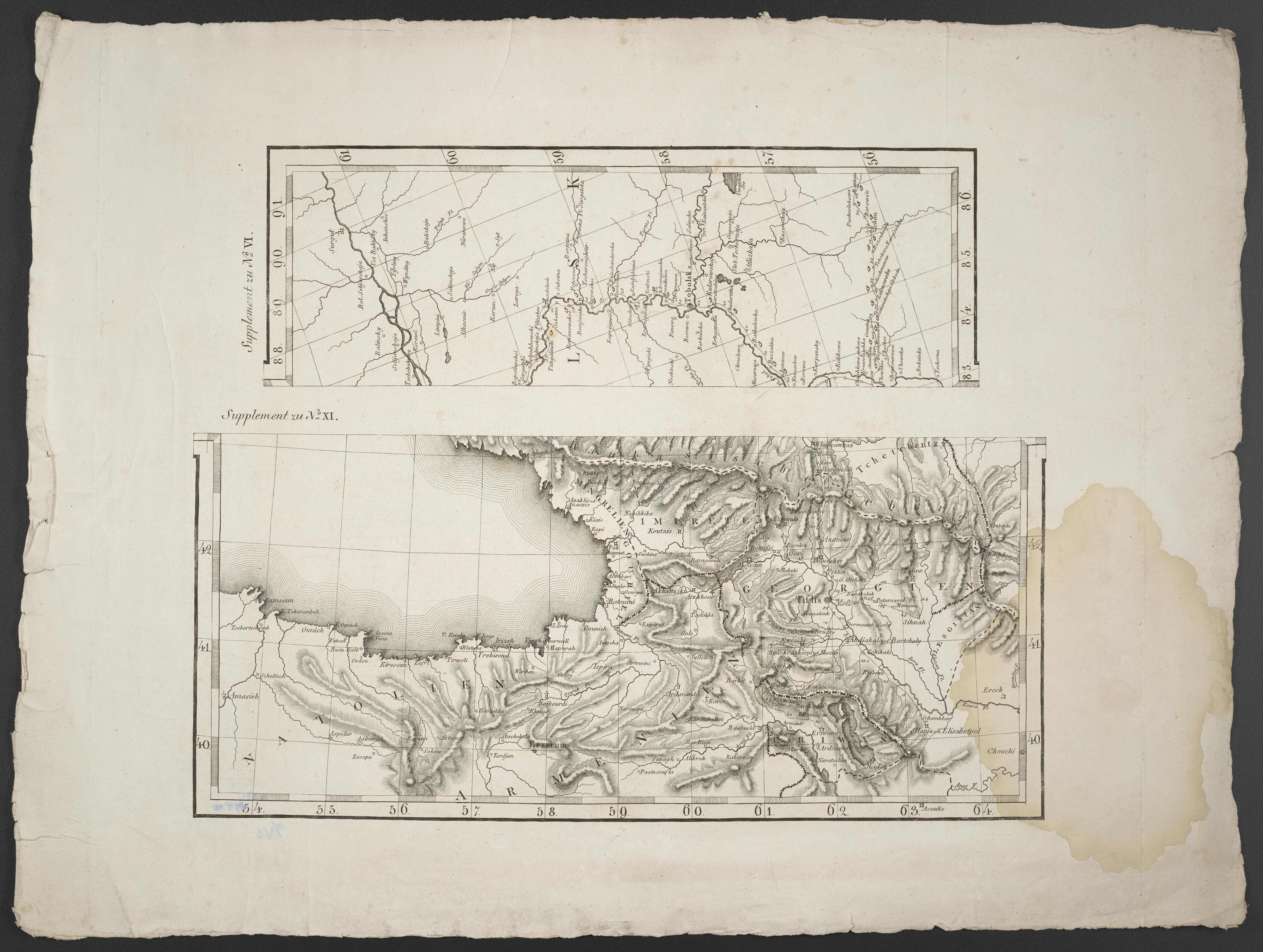File Morphologische Karte Ostlich Schwarzes Meer Flussverlauf