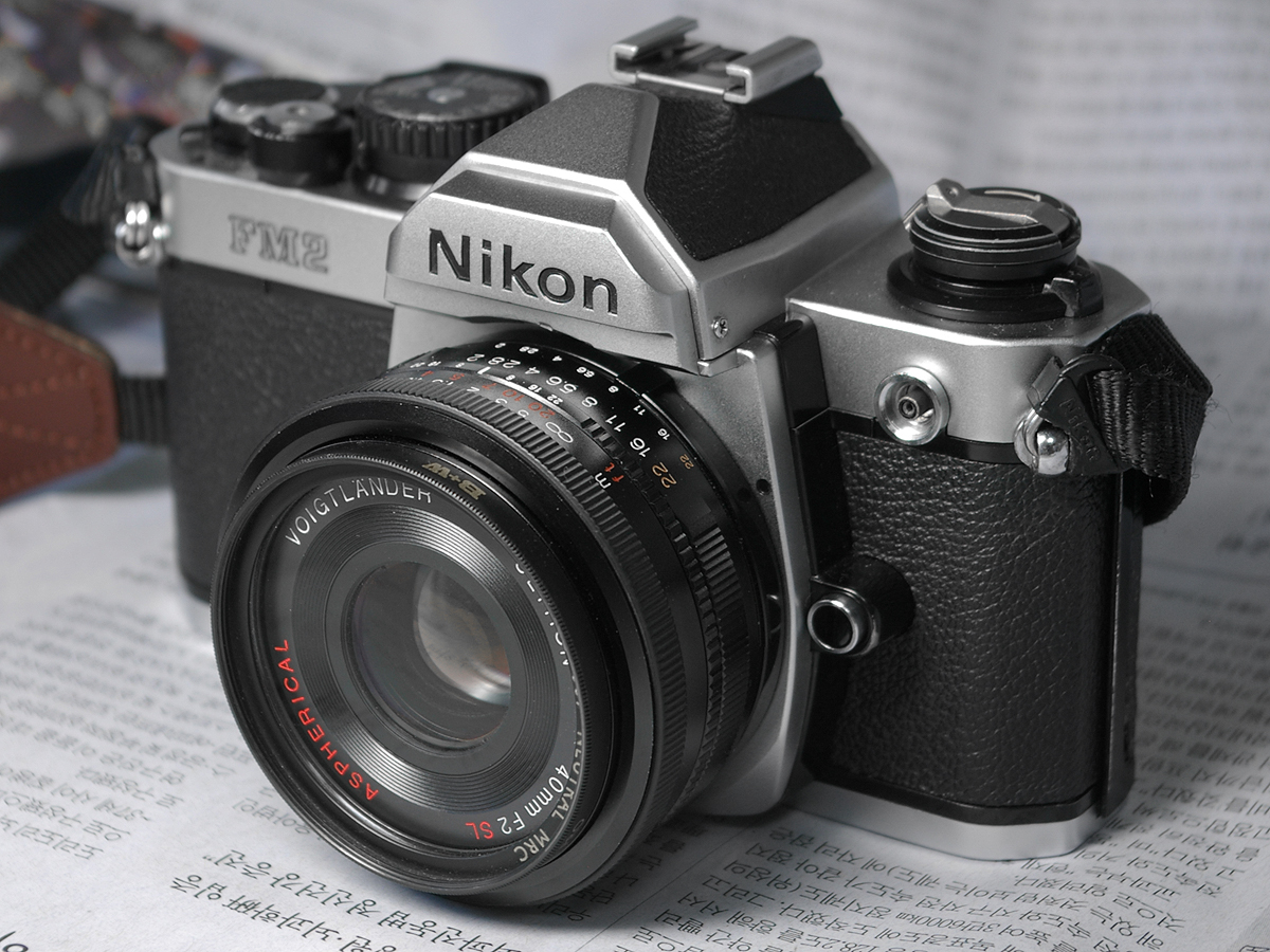 Image result for Nikon Fm2 Camera