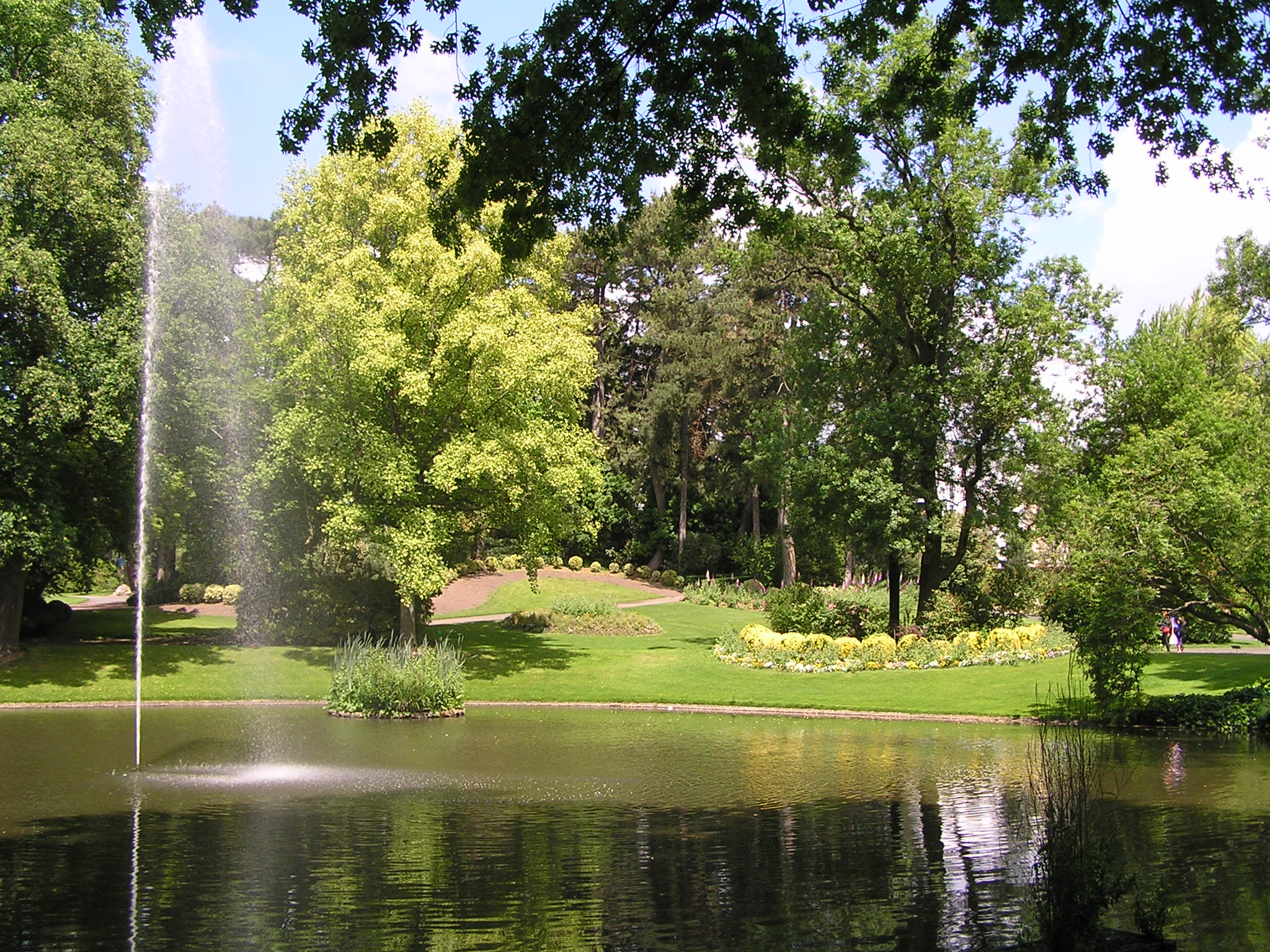 Jardin des plantes de Nantes - Wikipedia