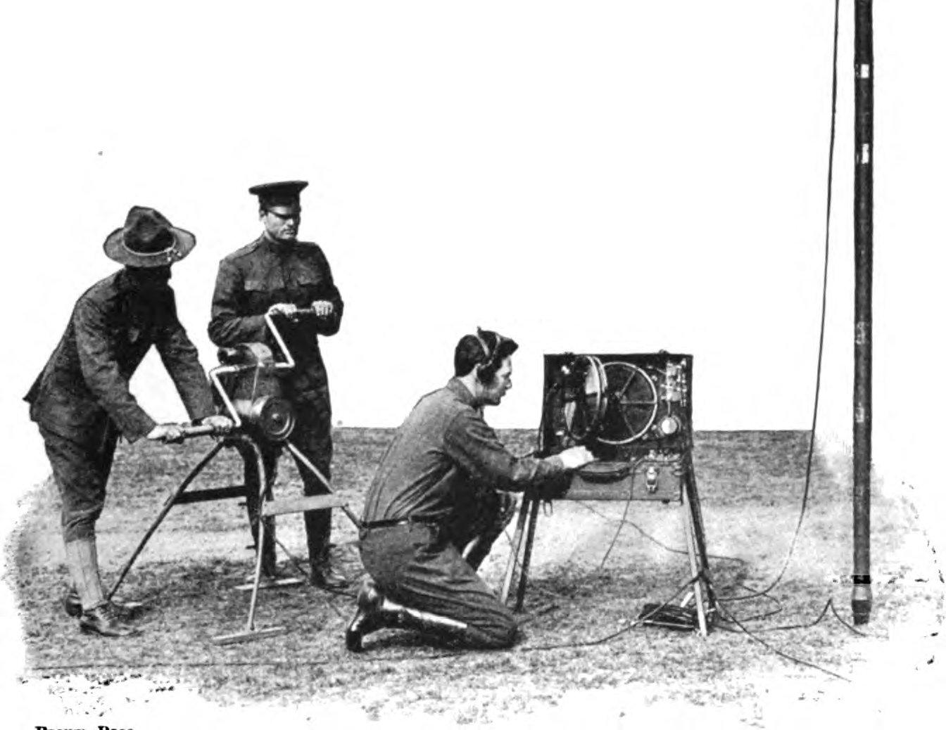 Mobile radio - Wikipedia