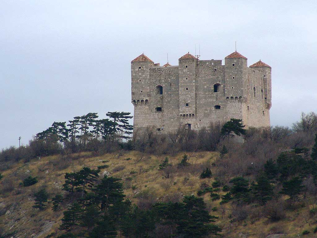 Senj - The Nehaj Fortress, Croatia. Source wikipedia