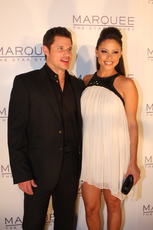 Vanessa Lachey And Nick Lachey