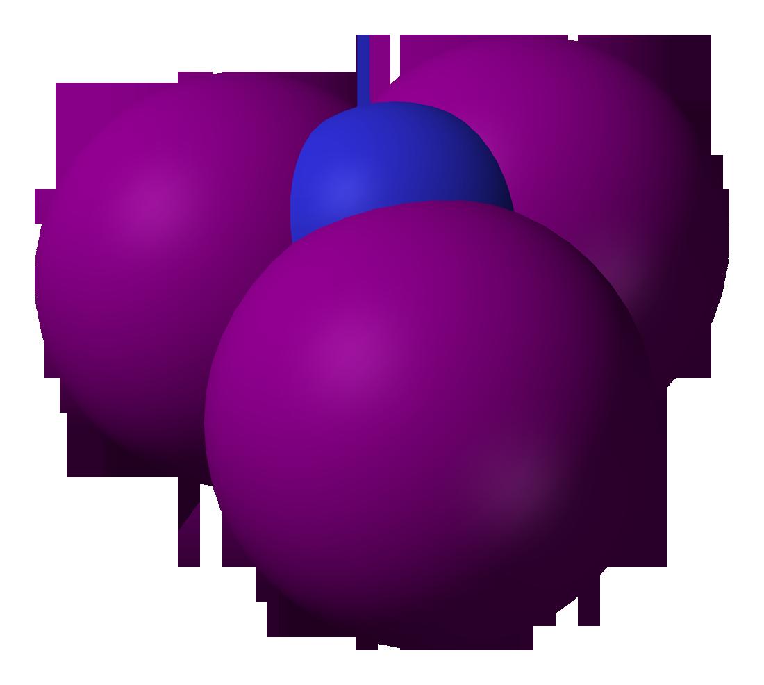 Nitrogen Model 3d Nitrogen-triiodide-3d-vdw.png