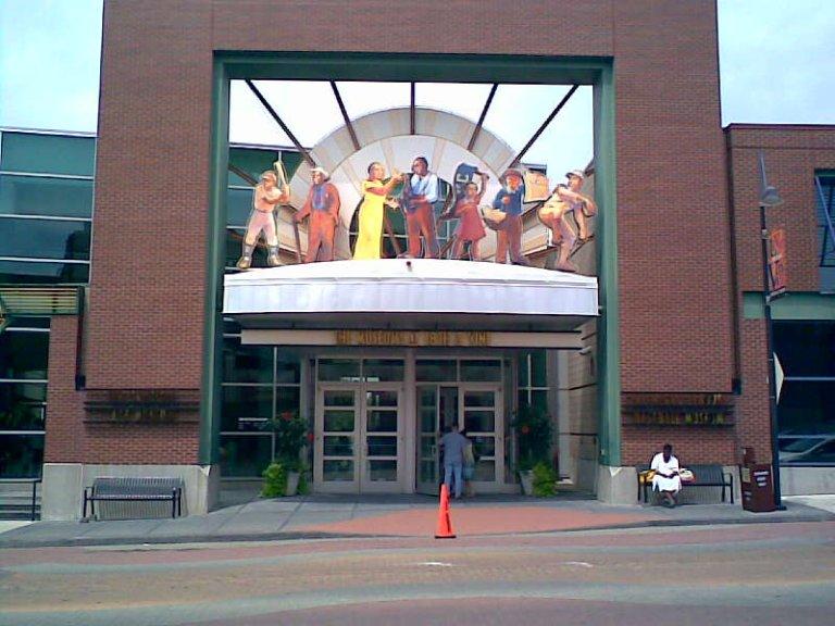 0132f561ce3 Negro Leagues Baseball Museum - Wikipedia