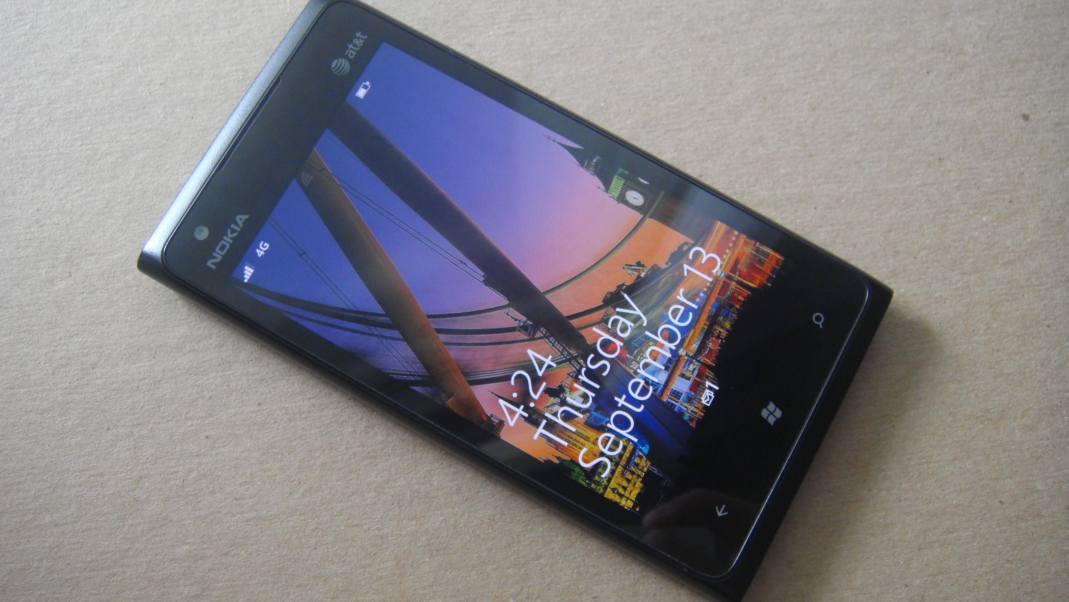 Deals on nokia lumia 900