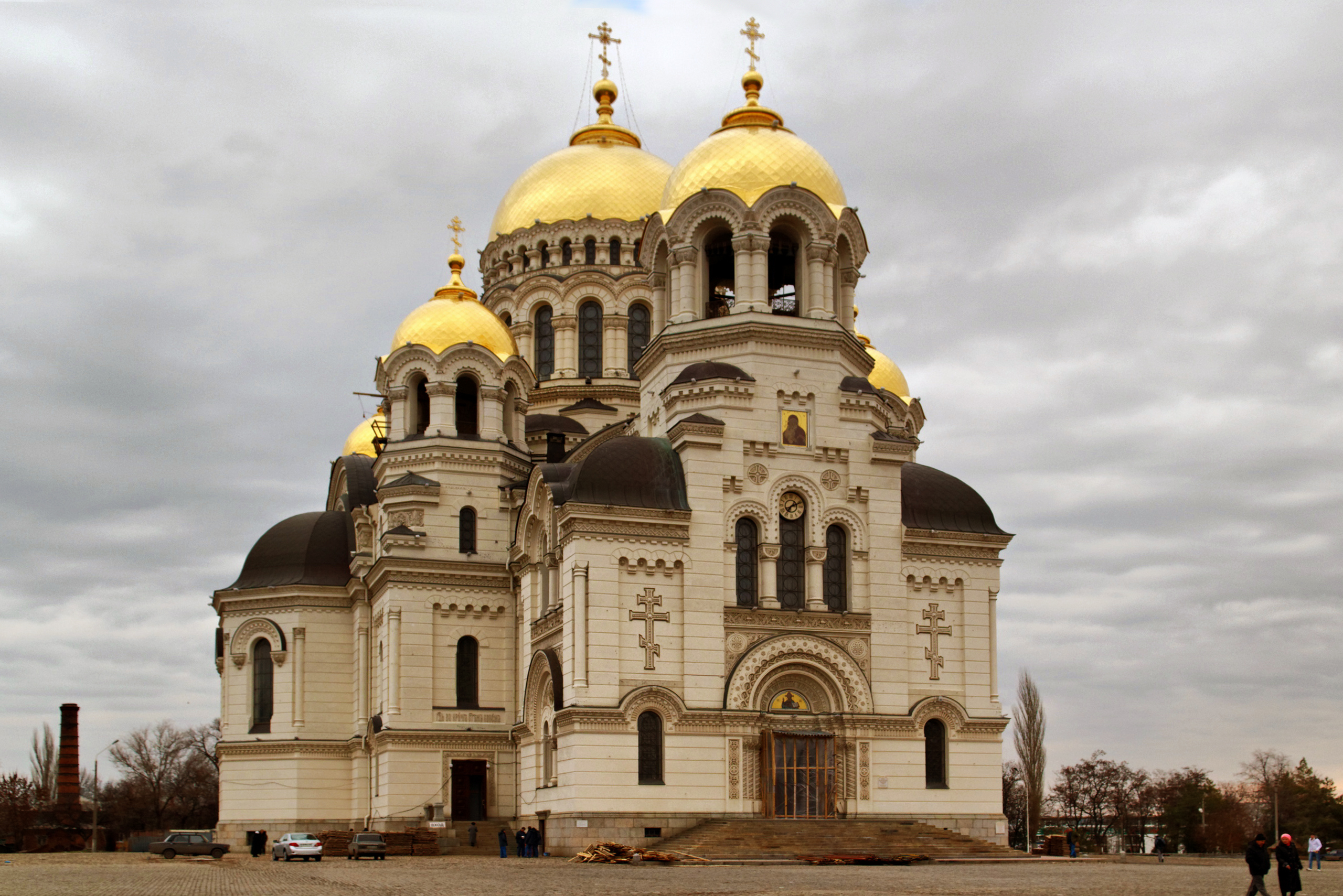 Ascension Cathedral Novocherkassk: history, description and interesting facts 55